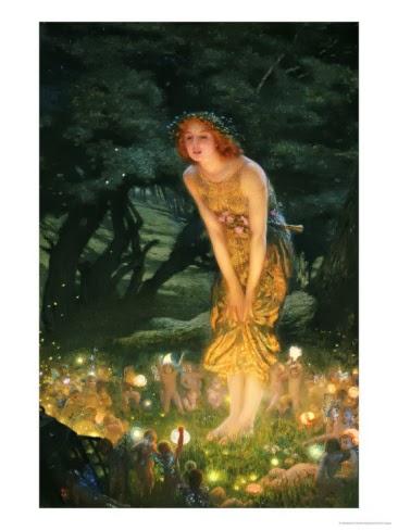 Elfes, Lutins et korrigans ,l' Ere de la Nature  Edward11