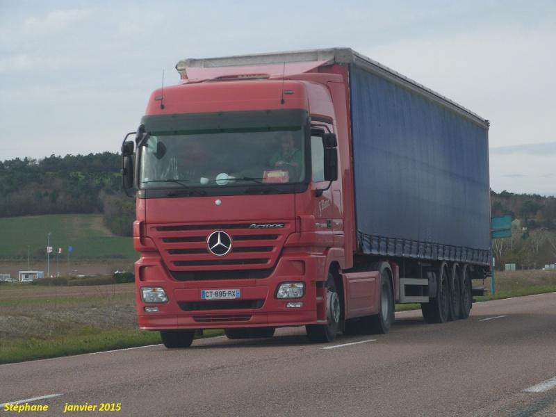 Transports G Blanc (Merignac) (33) P1290978