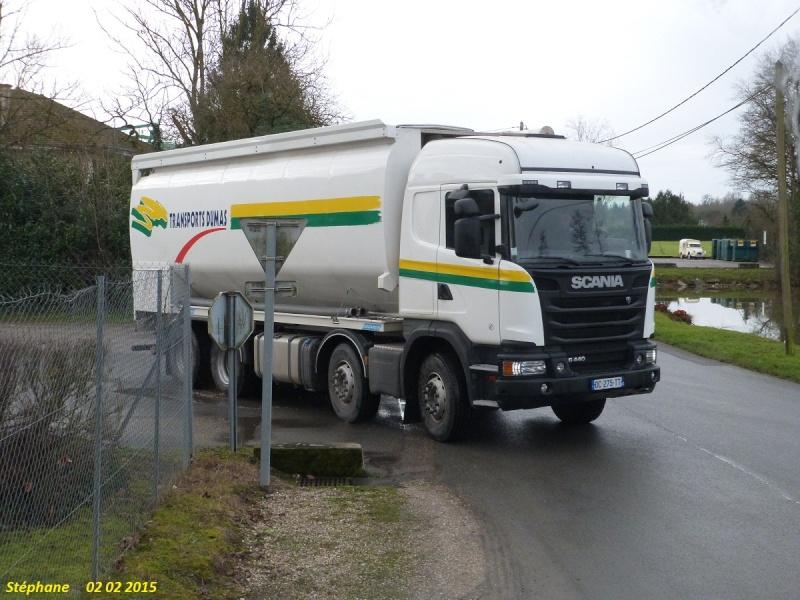 Transports Dumas.(Montrond les Bains, 42) P1300325