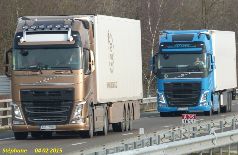 Volvo FH4 (euro 6) - Page 5 P1300466