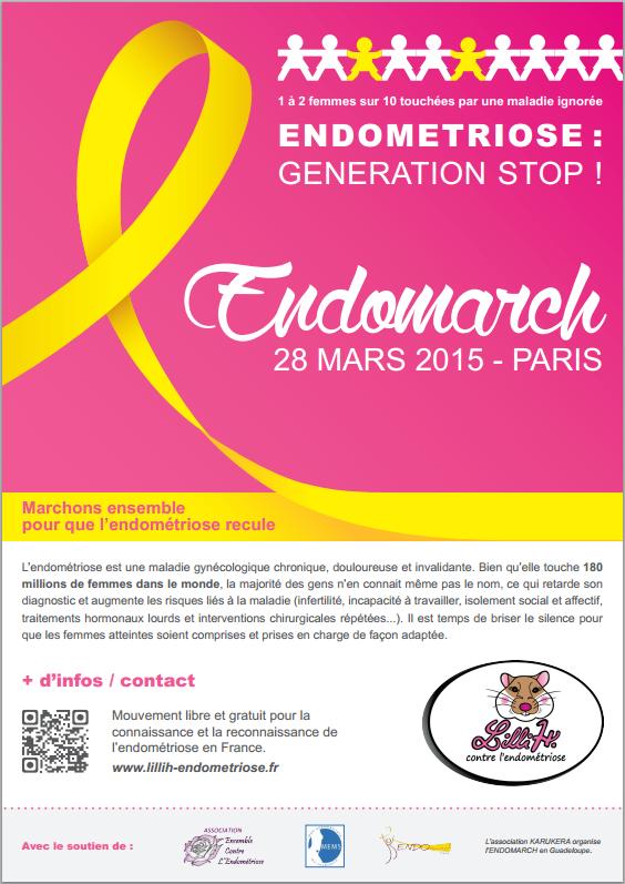 rencontre pré-marche contre l'endométriose 2015 - Paris 46972210