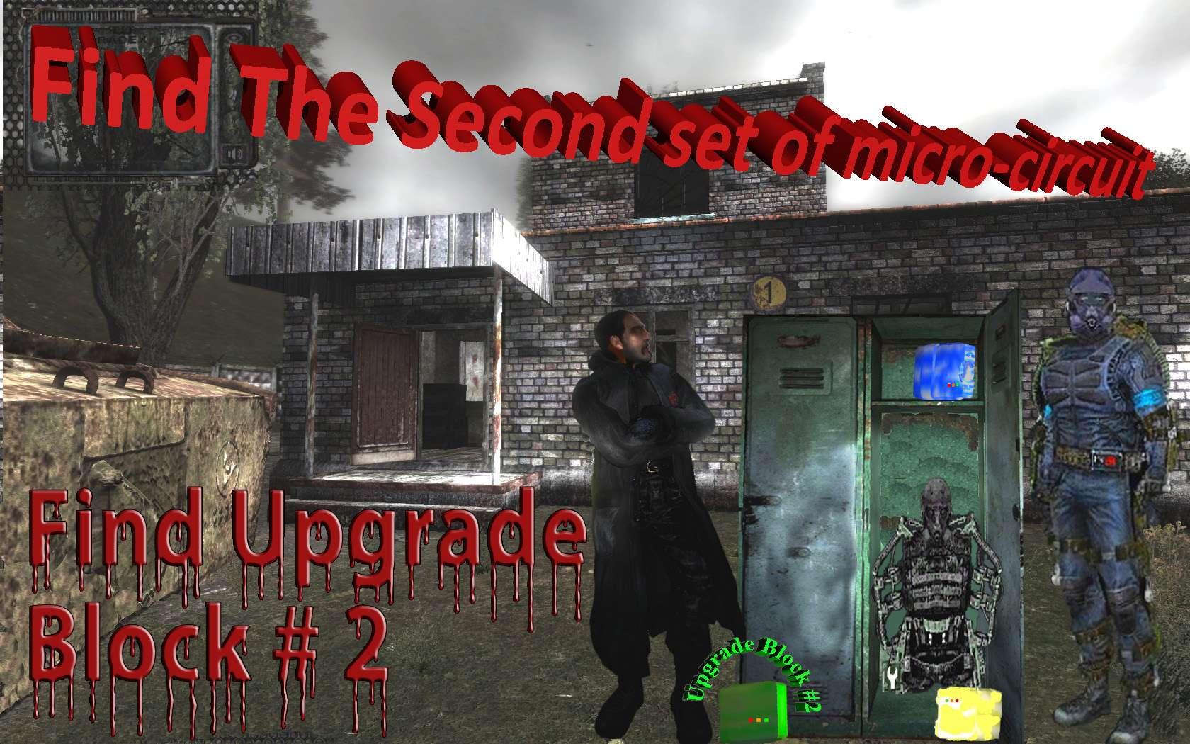 Find Upgrade Block #2   EN SCREEN = en Image  A10