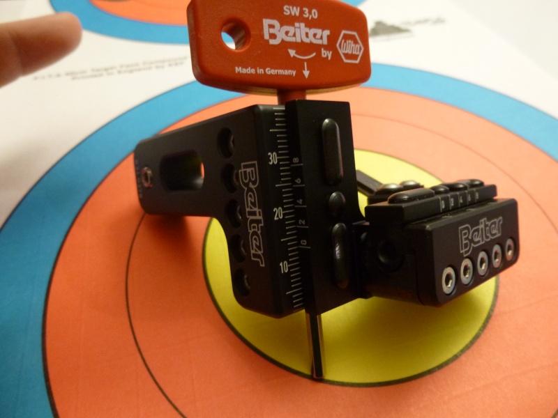 Repose flèche BEITER P1010637