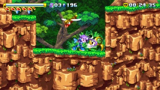 Developer's Interview: Our Heroic Chat About Freedom Planet With Galaxy Trail Games! 0d351210