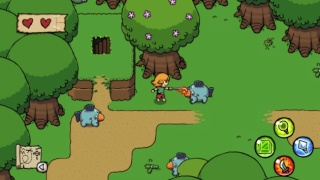 Review: Ittle Dew (Wii U eshop) (PAL Region) 630x11