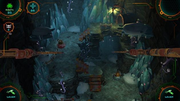 Review: UNDERGROUND (Wii U eShop) (PAL Region) 630x16