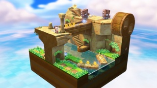 Review: Captain Toad: Treasure Tracker (Wii U Retail) 630x17