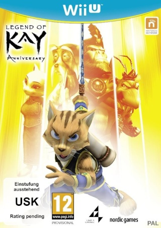 News: Cult Classic PS2 Title Legend of Kay Might Be Headed To The Wii U In May 2015! Legend10