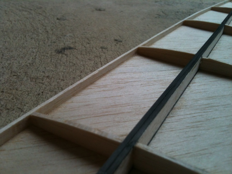 Le DAHU de la yéteam, un planeur qui va envoyer du bois! Img_1515