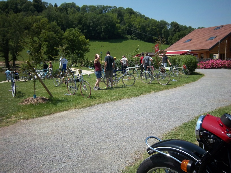 Tour du lac d'Annecy (2013) en préparation - Page 11 100_4914