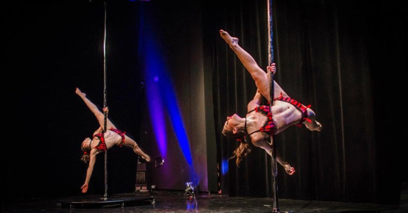 [ESSONNE] Stage Pole Dance en duo au Pole Dance Studio - 25/08/13 Stephs11