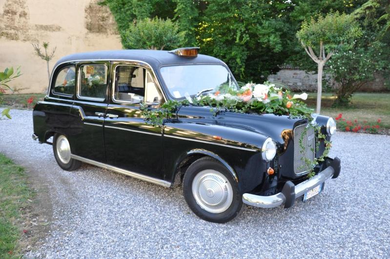 Vendo Taxi inglese Dscx9510