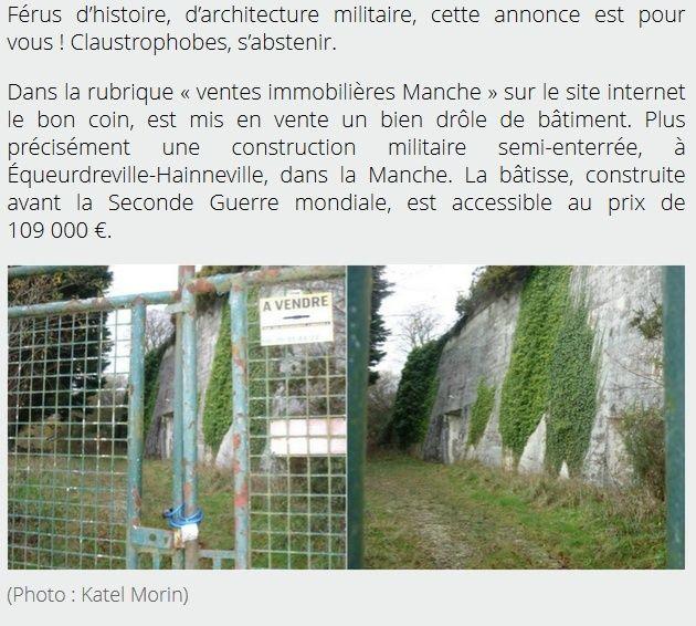 LE SITE DE BRECOURT A EQUEURDREVILLE (50) Ab211