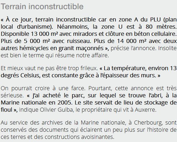 LE SITE DE BRECOURT A EQUEURDREVILLE (50) Ab311