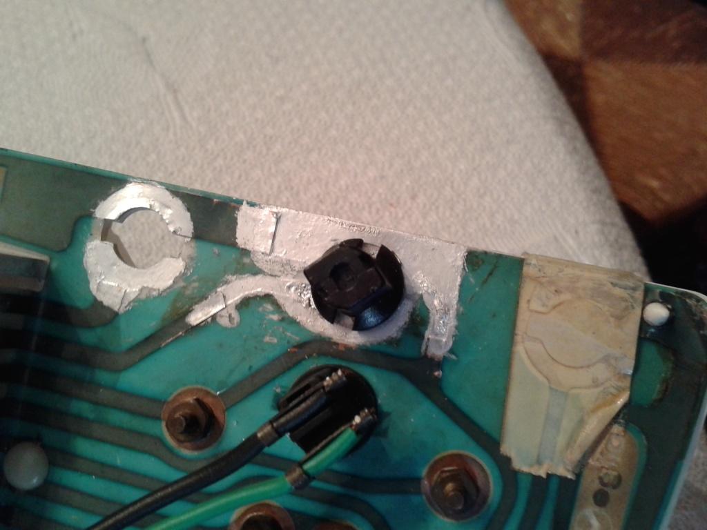 Réparation circuit imprimé compteur 20150220