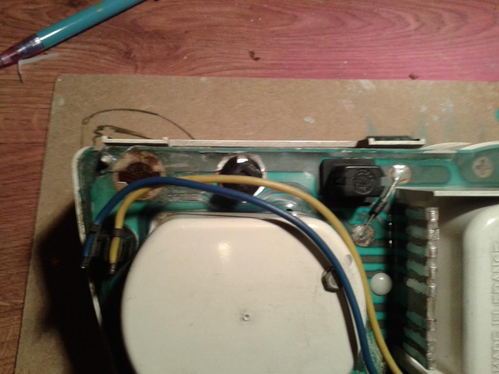 Réparation circuit imprimé compteur 20150317