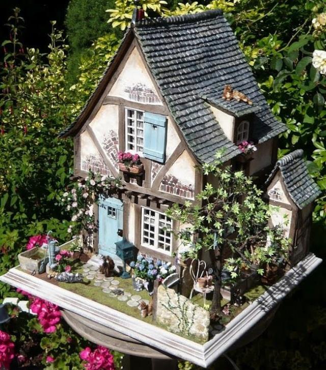 Des idées pour vos futures créations de maisons... 4eab7610