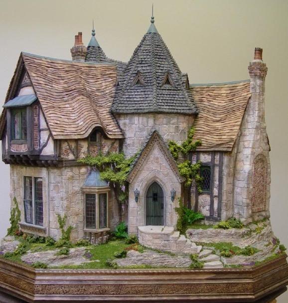 Des idées pour vos futures créations de maisons... C88d4f10