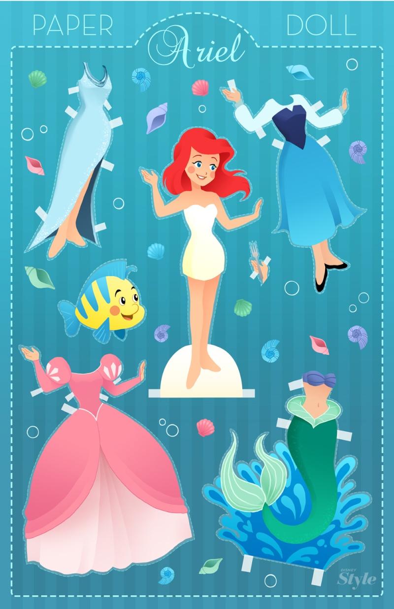 La Reine des Neiges Ariel-11