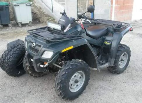 [vend can am 800 outlander] Bastos10