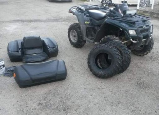 [vend can am 800 outlander] Bastos12