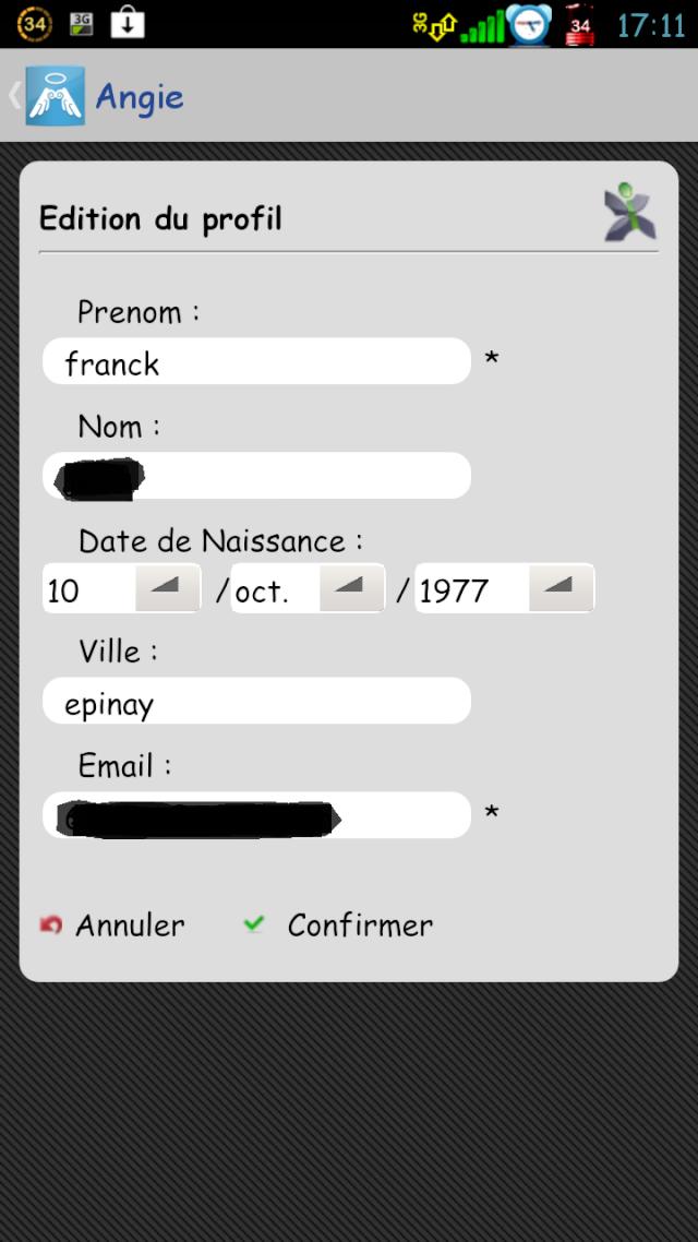 [SOFT] ANGIE BETA: Contrôlez votre mobile par la voix en français [Gratuit] Screen14