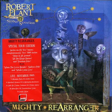 Robert Plant Mighty Rearranger Special Tour Edition 2 CD 10060210