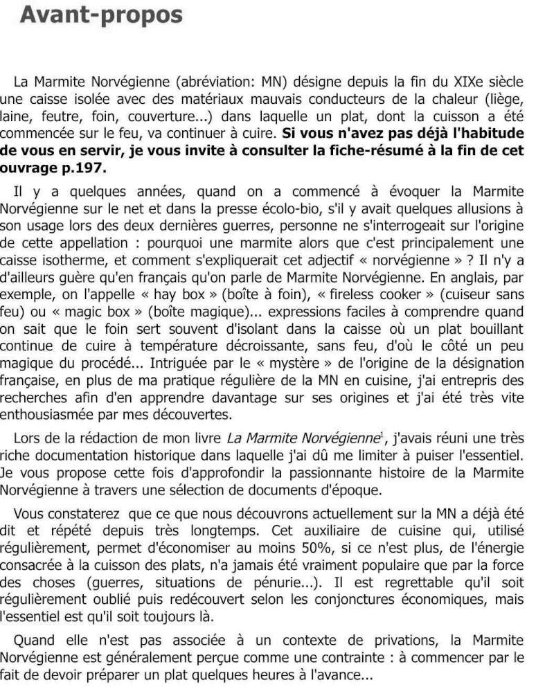 [PDF][Livre] Histoire de cuire sans feu ou presque... La Marmite Norvégienne à travers les siècles.  Egtgtg10