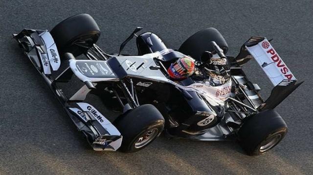 Fórmula Uno - Página 2 W10