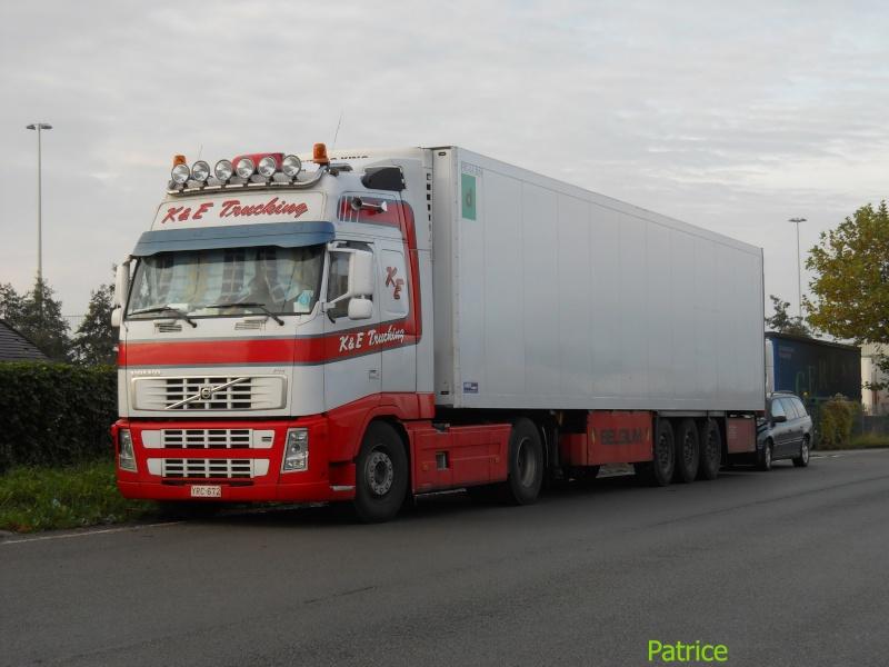 K & E Trucking - Cool Traffic - Kurt Trucking  (Oudenaarde) 008_co12