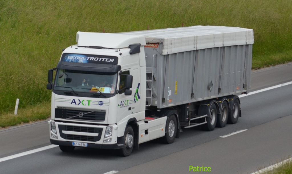 Transports AXT.(Saint Florent sur Cher, 18) 632_co10