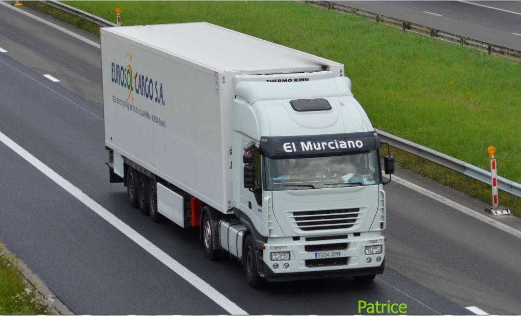 Eurosol Cargo sa   (Calasparra - Murcia) 925_co10