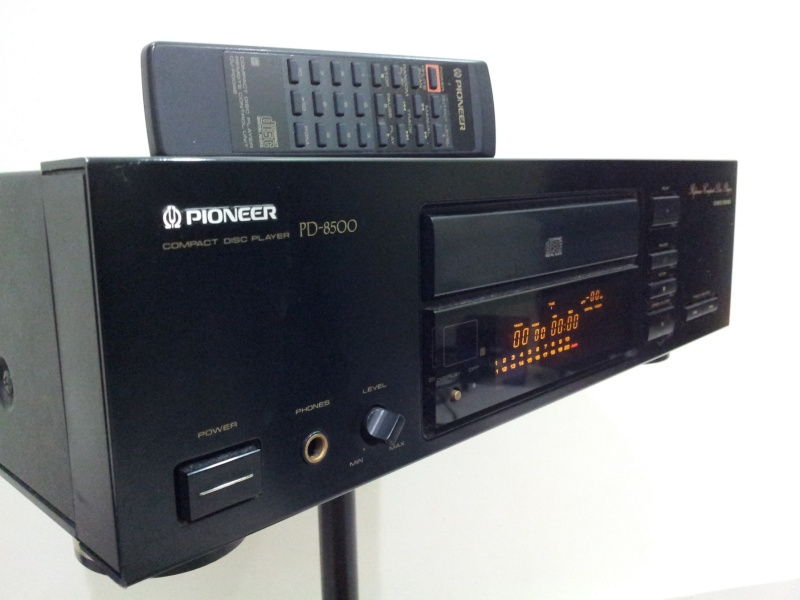 Pioneer PD-8500 Reference Series Top-Class CD-Player ( Used)  20150193