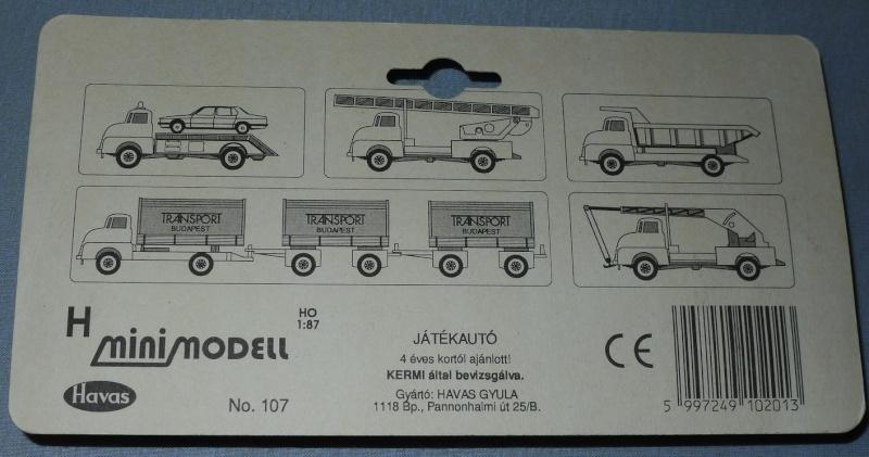 Havas Modelle aus Ungarn ca. 1/90 Zwisch14