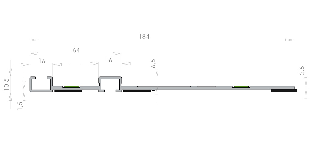 scie plongeante Kity  550 Assemb19