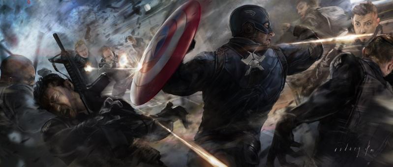 Marvel saga Captai10