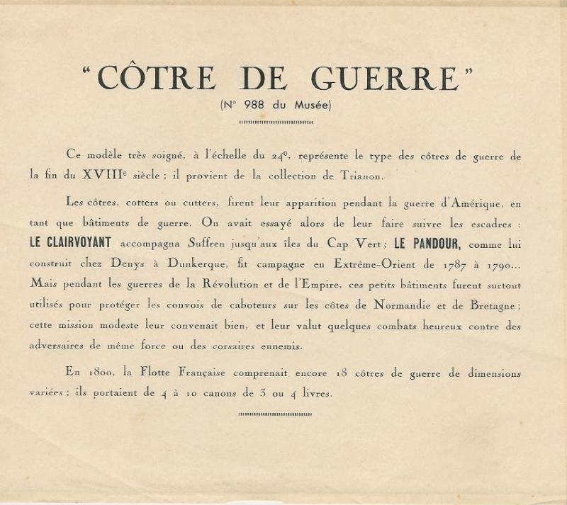Cherche cartes postales Musée de la Marine 98820t10
