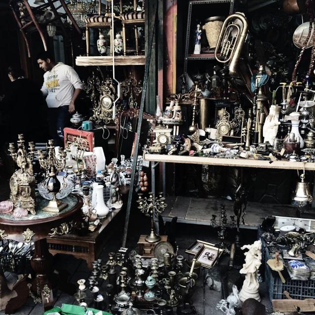 Ces trésors qu'on déniche dans les brocantes ou dans les boutiques des musées Br109815