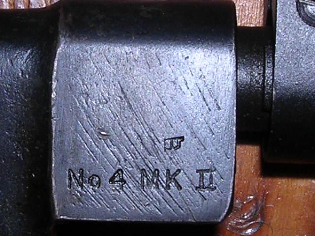 Trio de baïonnettes N°4 Mk II 00710
