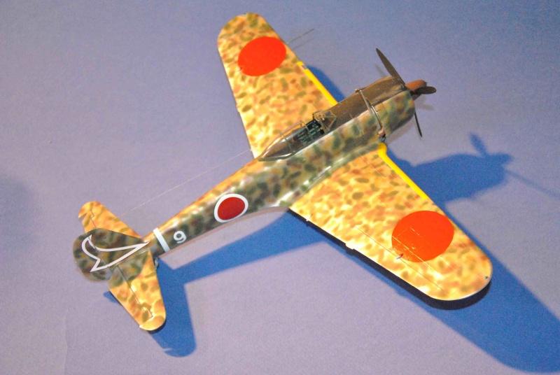 Nakajima Ki-43 Oscar 1/32 Hasegawa par jeannot1 Dsc_0076