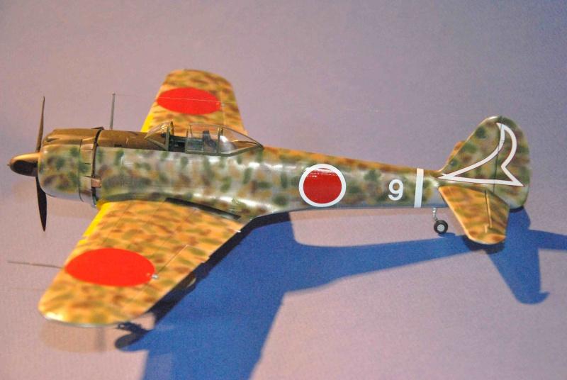 Nakajima Ki-43 Oscar 1/32 Hasegawa par jeannot1 Dsc_0077
