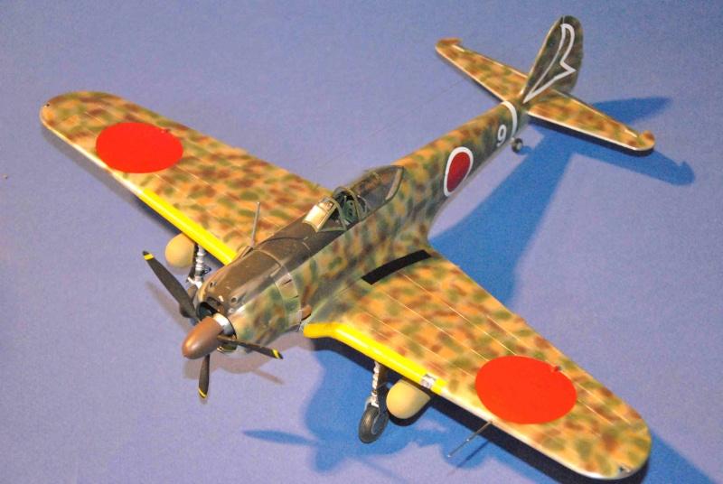 Nakajima Ki-43 Oscar 1/32 Hasegawa par jeannot1 Dsc_9959