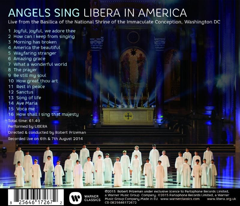 "[CD/DVD] ""Angels Sing - Libera in America"" - Page 2 81lqfr10"