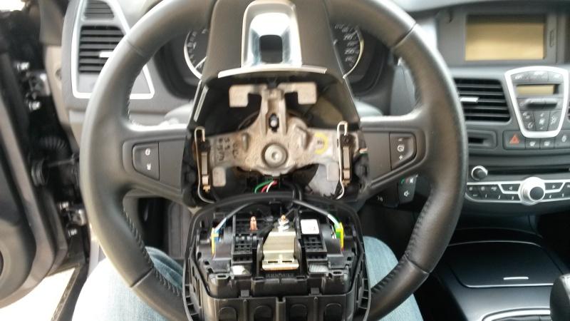 [Tuto] Changement volant standard par volant GT 20141210
