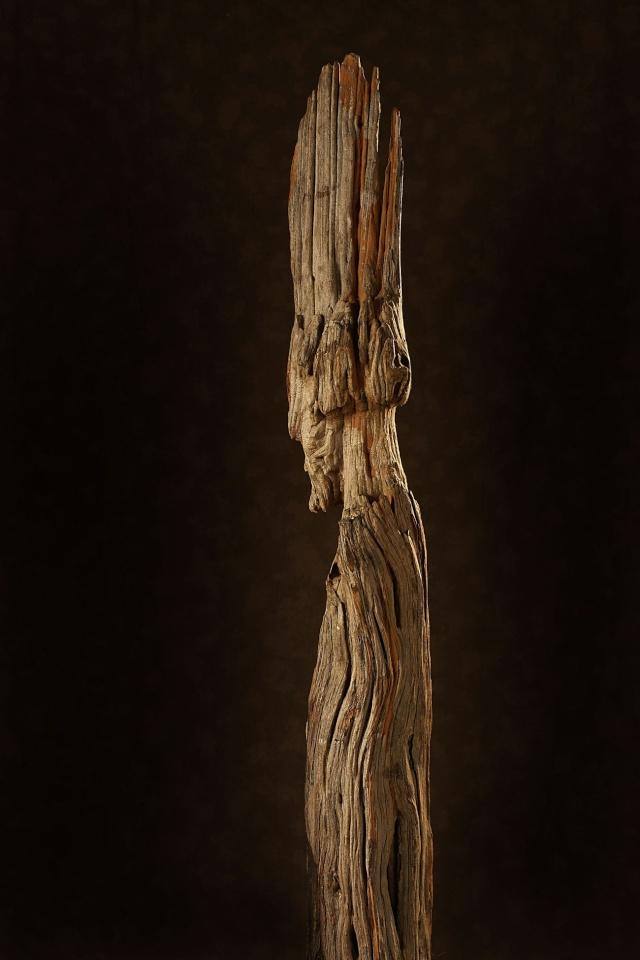 Konso people, Sculpture funéraire  Waka, Province Gamo Gofa, Sud/Ouest  Éthiopie  Konso_11