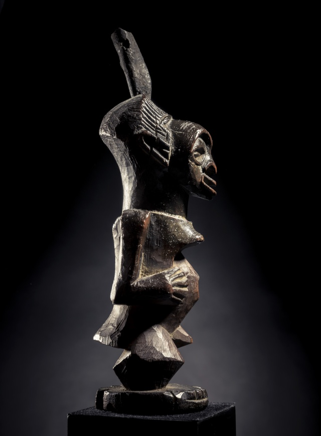 Songye people, N'kisi figure, Region of Eki or Beneki,  Congo Songye11