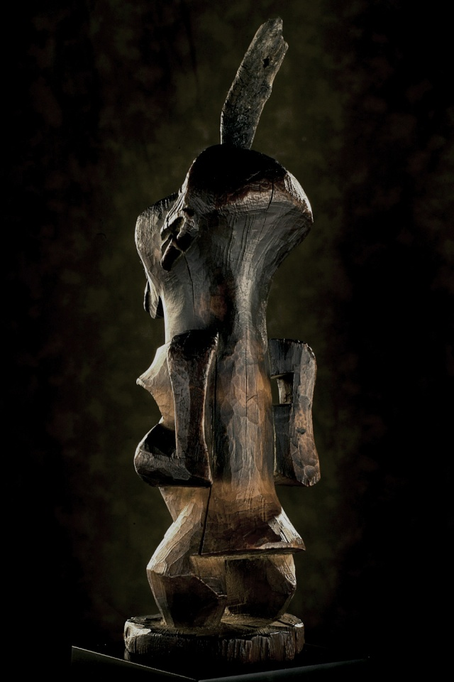 Songye people, N'kisi figure, Region of Eki or Beneki,  Congo Songye14