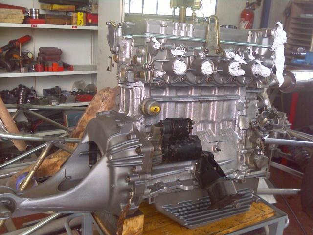 Révision en profondeur de mon Alfetta 2000 '79 20100911