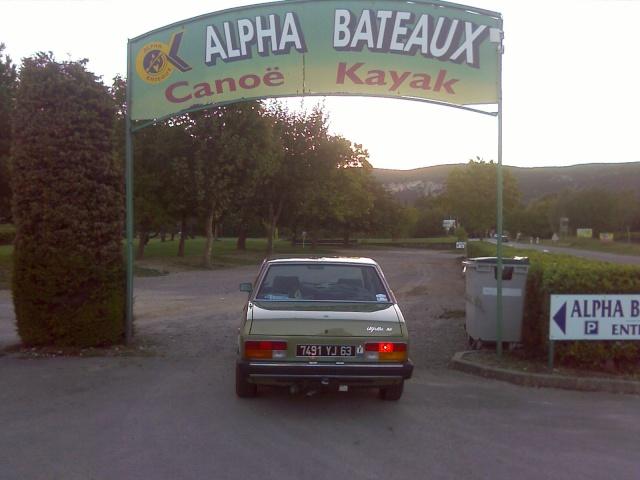 Révision en profondeur de mon Alfetta 2000 '79 20100912