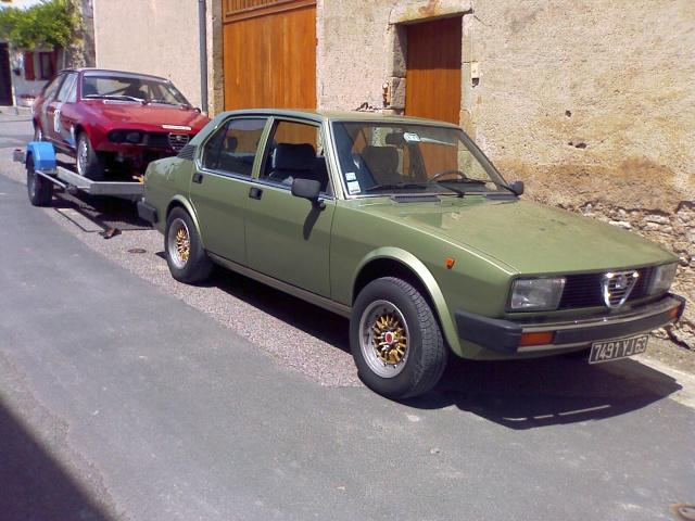 Révision en profondeur de mon Alfetta 2000 '79 Image_12